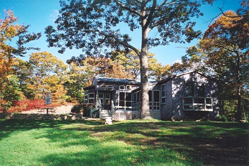 Exterior of House - DONVJ - Meadow House,  5 Minute Drive to Lambert's Cove Beach - Vineyard Haven - rentals