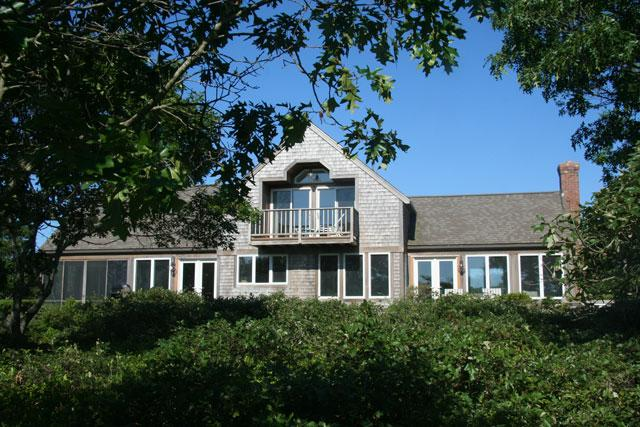 Waterview, Private Association Beach - NAKAJ - Waterfront and View on Edgartown Great Pond, Association Private Beach and Tennis, Central A/C, Wifi Internet - Edgartown - rentals