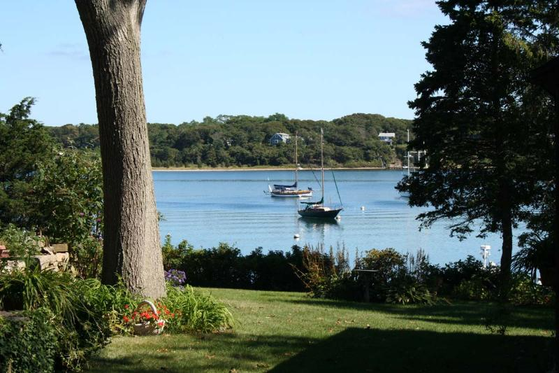 View - STIXJ - Hines Point, Waterfront, Dock, Waterviews, Walk to Town - Vineyard Haven - rentals