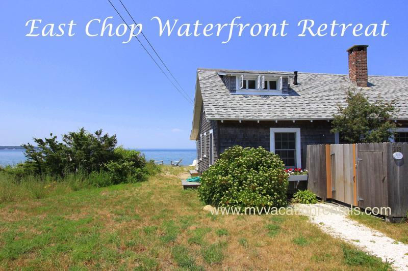 DOHEM - East Chop Seaside Cottage, Large Porch, WiFi, Spectacular Views - Image 1 - Oak Bluffs - rentals