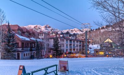 Columbia Place #8 (1 bedroom, 1.5 bathrooms) - Image 1 - Telluride - rentals