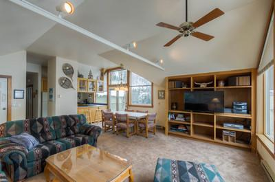 Plunge H (3 bedrooms, 2 bathrooms) - Image 1 - Telluride - rentals