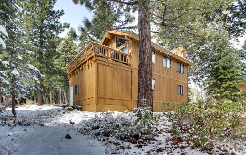 Cabin w/private hot tub, pet-friendly, trail access - Image 1 - Tahoe City - rentals