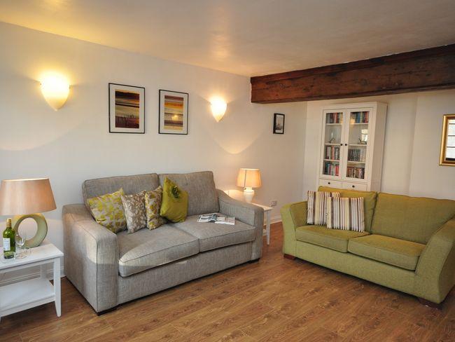 Open plan lounge area  - E1982 - Broughton - rentals