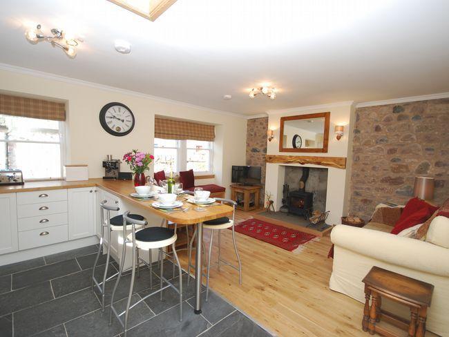Charming open plan lounge/kitchen/diner - PB71M - West Linton - rentals