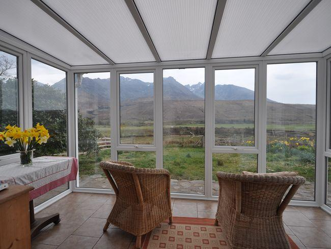 Conservatory with a view - SK243 - Glenbrittle - rentals