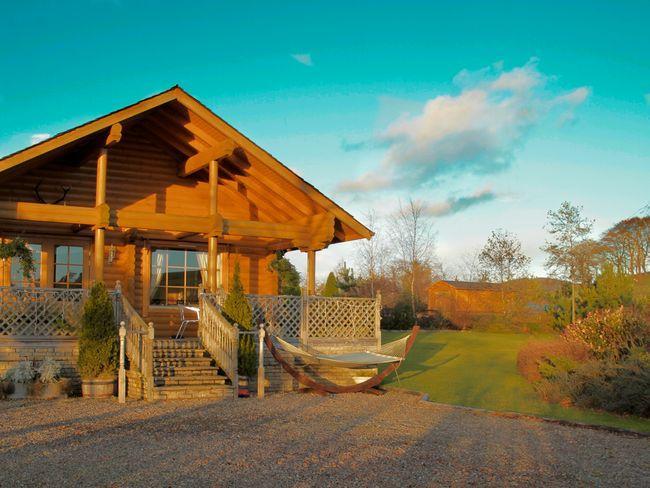 Views towards the property - LK15M - Lanark - rentals