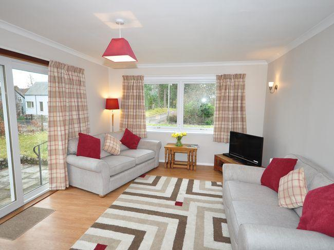 Lounge area - IN215 - Newtonmore - rentals