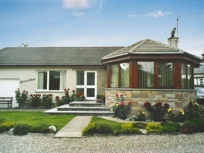 View towards the property - I200A - Newtonmore - rentals