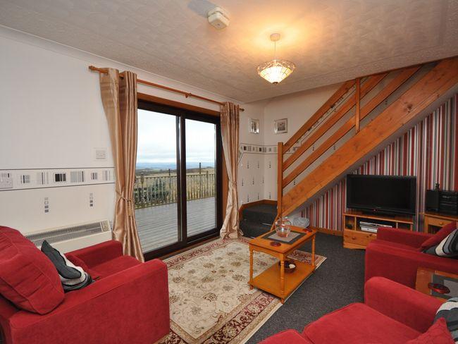 Lounge area - CROCL - Abriachan - rentals