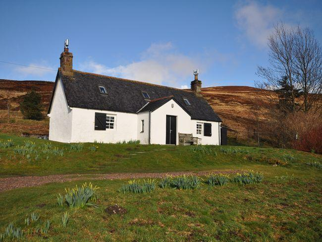 View towards the property - SU192 - Caithness and Sutherland - rentals
