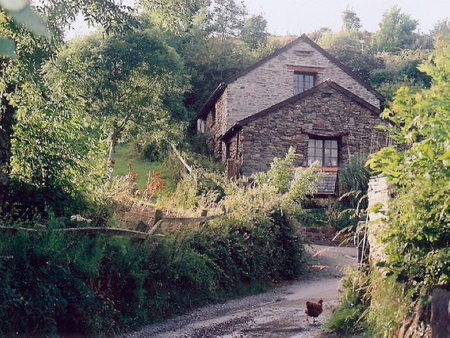 View of the cottage - HANNA - Winsford - rentals