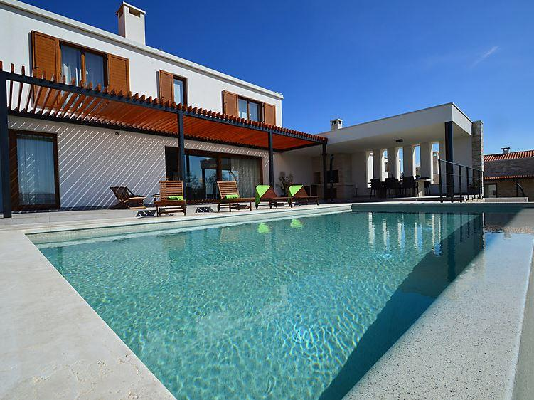 Gorgeous modern built 3 bedroom villa Grigia with private swimming pool - Image 1 - Sveti Petar u Sumi - rentals
