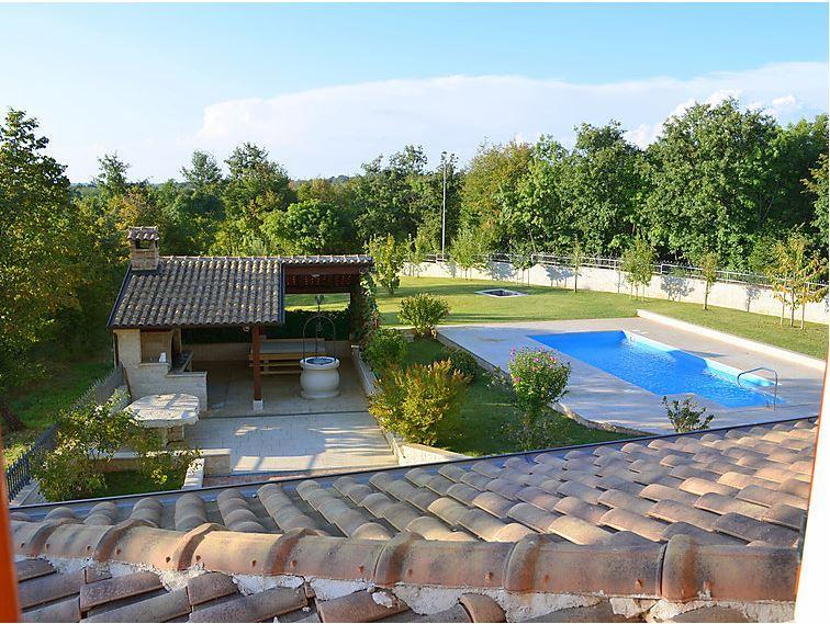 Large luxury villa Kate with private swimming pool - Image 1 - Sveti Petar u Sumi - rentals