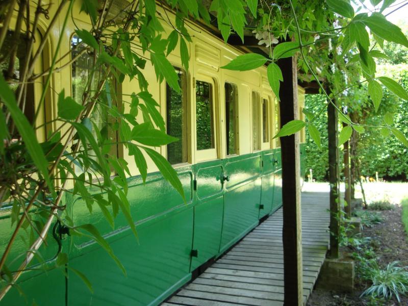 Ivywood Railway Carriage - Ivywood Railway Carriage - Wisbech Saint Mary - rentals