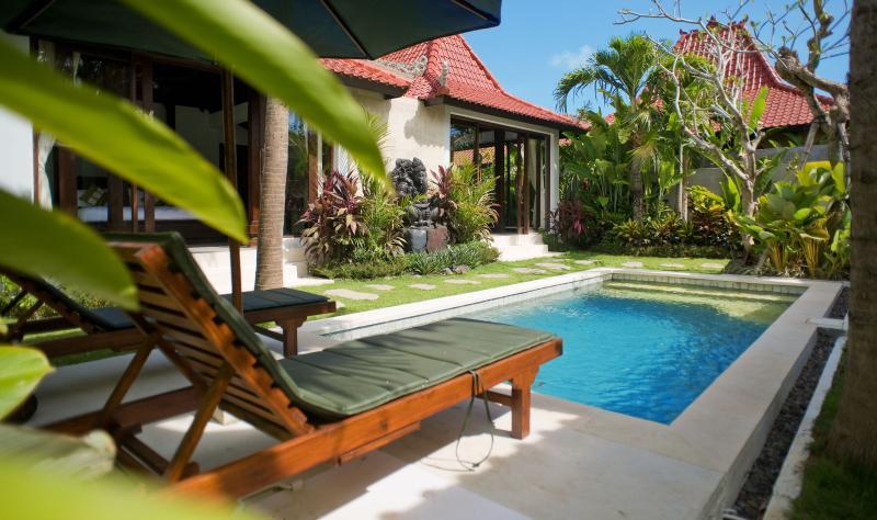 Villa Mignon 2 Bed room Villa in Canggu Berawa - Image 1 - Canggu - rentals