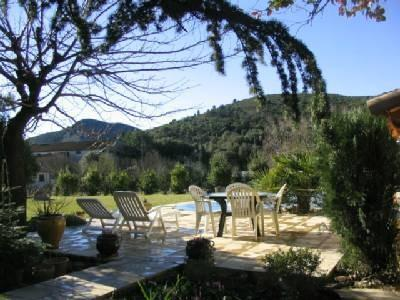 house - Beautiful 3 bedroomed Villa in Southern France - Moureze - rentals