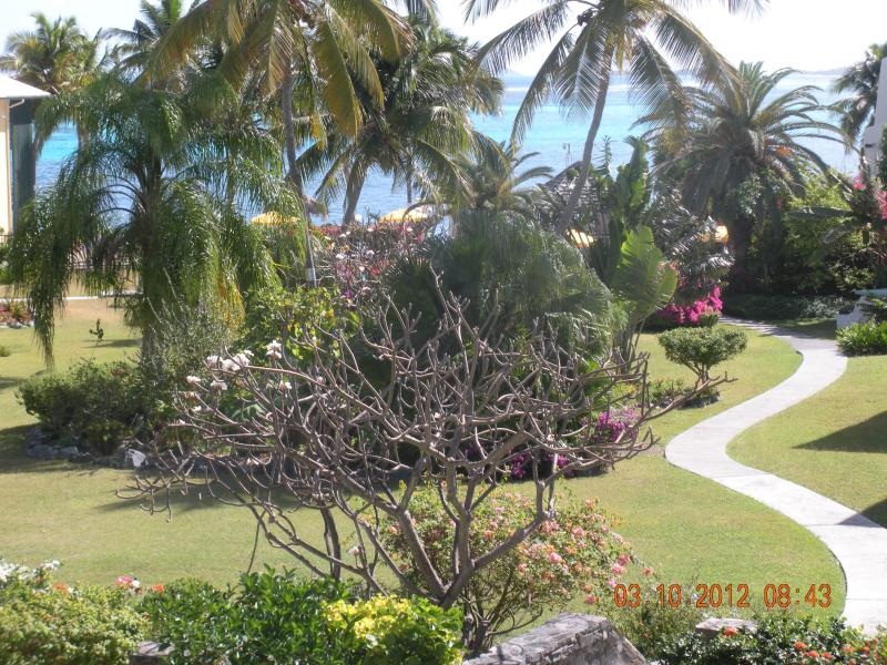 View from Gallery - A Piece of Paradise - Christiansted - rentals
