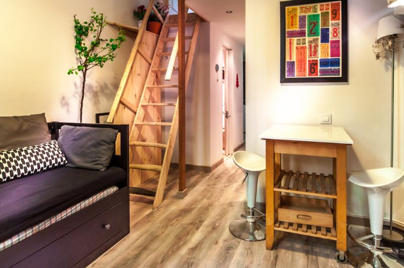 LegGracia Study Apartment Barcelona - Image 1 - Barcelona - rentals