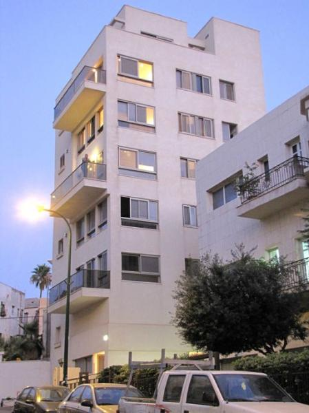 Luxury 3BR Duplex Close To Beach! Geula 40 - Image 1 - Tel Aviv - rentals