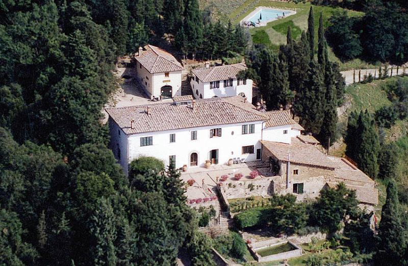 Collegalle Oleandro - Image 1 - Greve in Chianti - rentals