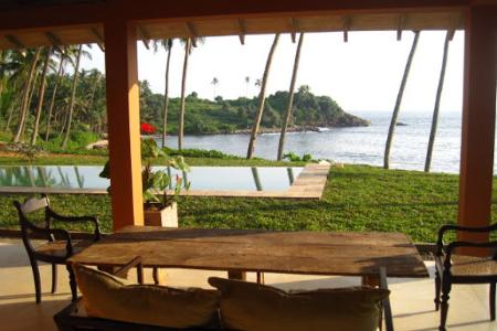 Beautiful home, tropical gardens, prime secluded beach - Image 1 - Dambulla - rentals