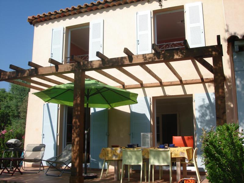 villa les coralines - Villa les Coralines, les Issambres, Cote D'Azur,  at sea - Ardenais - rentals