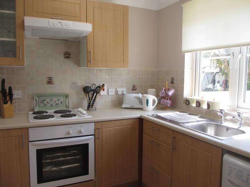 Kitchen - Charming holiday cottage in Guernsey - Saint Martins - rentals