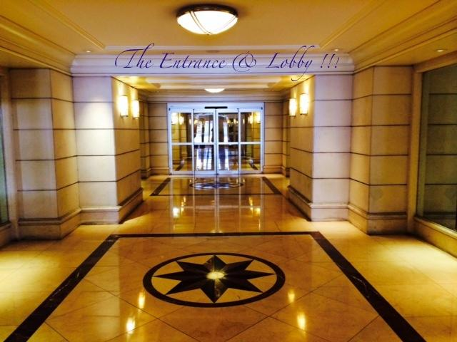 The Entrance & Lobby !!! - C01, 3BR With An Amazing View, 5 Minutes Walk To C - Las Vegas - rentals