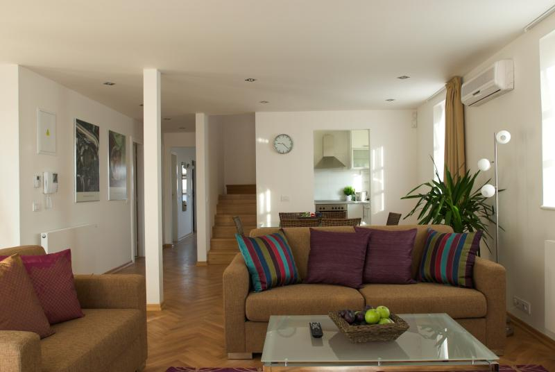 Karlova 2bedroom apt. 42, near the Charles Bridge - Image 1 - Prague - rentals