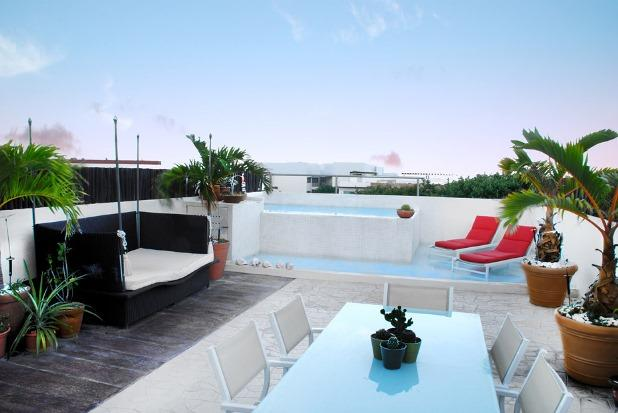 Penthouse 2 bedrooms 5th avenue. - Image 1 - Playa del Carmen - rentals