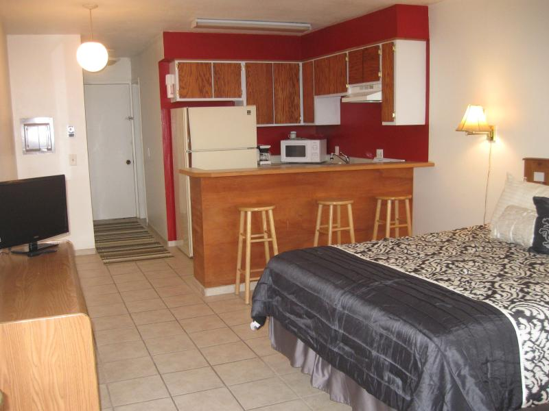 From the entry - Sandpiper 2 of Friday Harbor (Studio) - Friday Harbor - rentals
