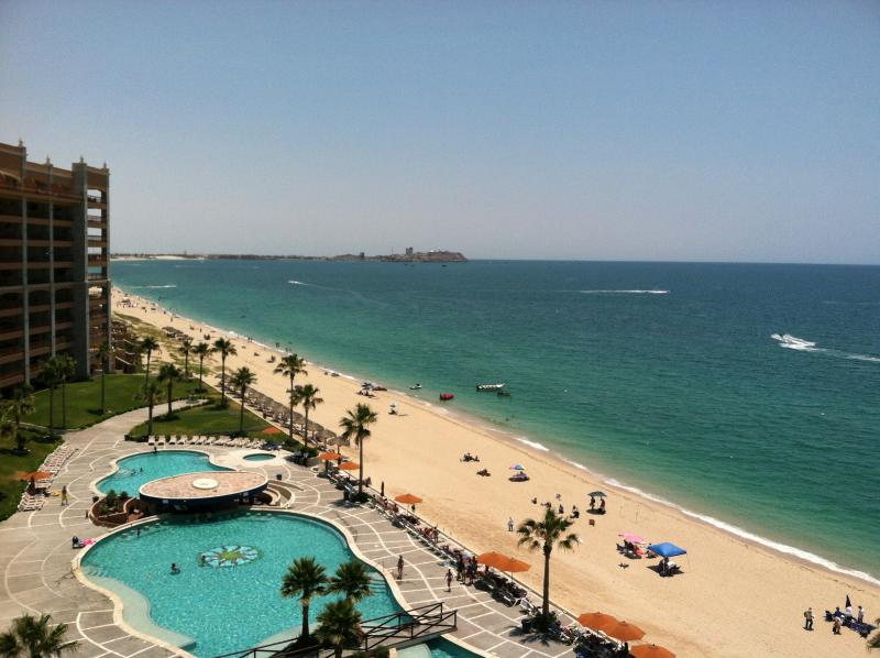 View from Balcony - Top Floor - Best View in Rocky Point - Puerto Penasco - rentals