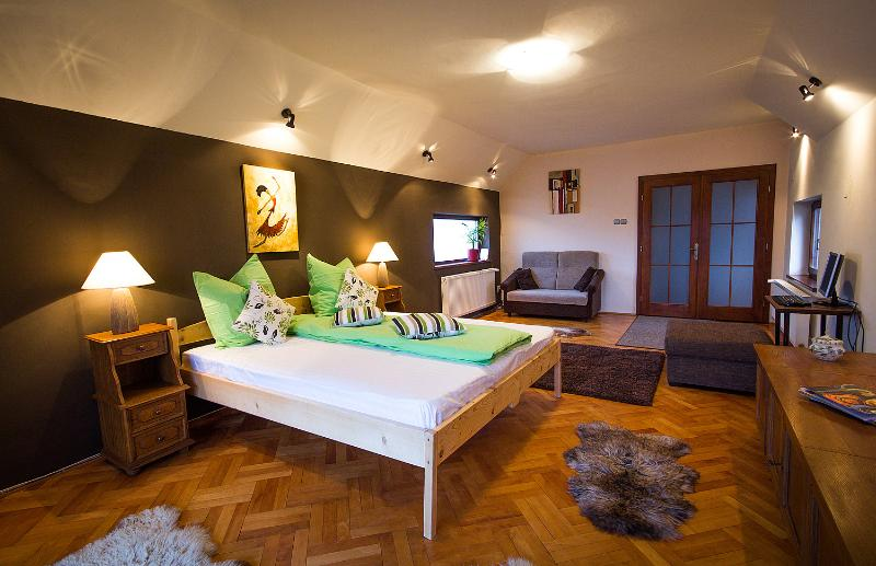 bedroom 1 - Townhouse 36 - Sibiu - rentals