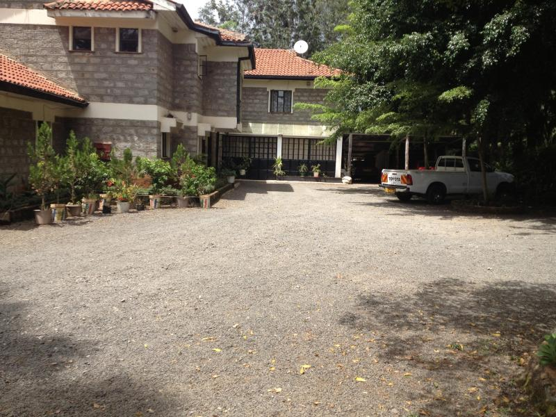 Front View - A home away from home 2Bed Room Apartment  (Karen) - Shaba National Reserve - rentals