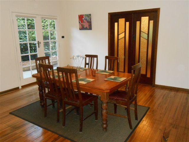 Dining room - The Haven Country House - Gembrook - rentals