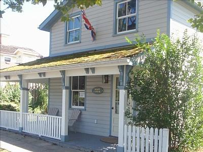 The Swayze Cottage - Historic Cottage Just Steps Away from the Main St - Niagara-on-the-Lake - rentals