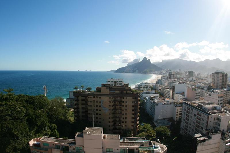 Wonderful Ipanema and Copacabana Beach Views! - Image 1 - Rio de Janeiro - rentals