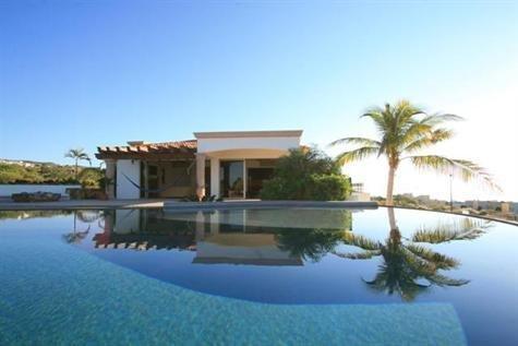 Pool - Luxury Villa, 3 bedrooms , Cabo San Lucas Arch View, sleeps 12, near from Esperanza Resort - Cabo San Lucas - rentals