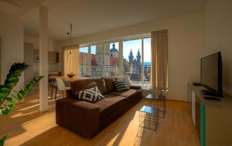 Sunset Apartment - Sunset Apartment - Prague - rentals