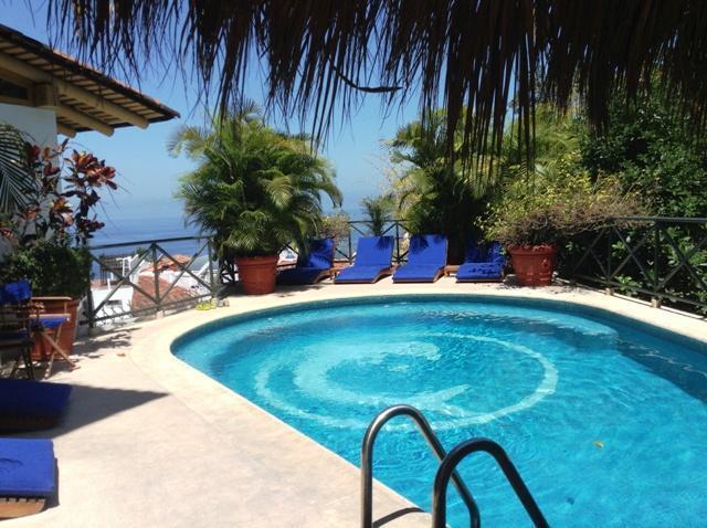 Pool - Casa Ventana in Conchas China - Puerto Vallarta - rentals
