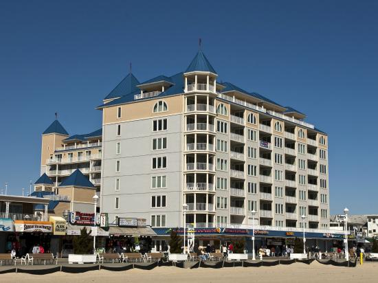 Belmont Towers 603 - Image 1 - Ocean City - rentals