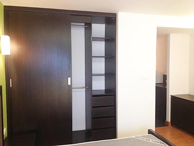 ??Buit-in Wardrobe - Family Park Condominium Soi Lat Phrao 48 for rent - Bangkok - rentals