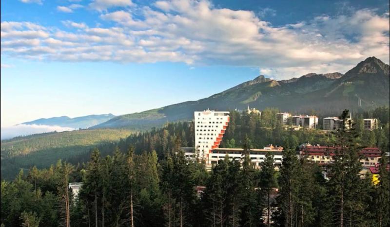 Apartment in Strbske Pleso, High Tatras, Slovakia - Image 1 - Strbske Pleso - rentals