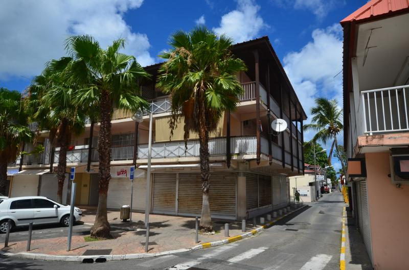 Building view - Marigot 2 bedrooms appartment, downtown best place - Saint Martin - rentals