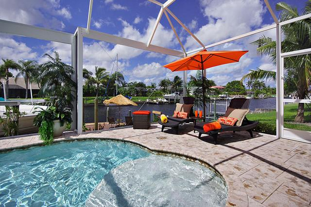 Suite Escape-Beautiful Pool Home, Minutes to River - Image 1 - Cape Coral - rentals