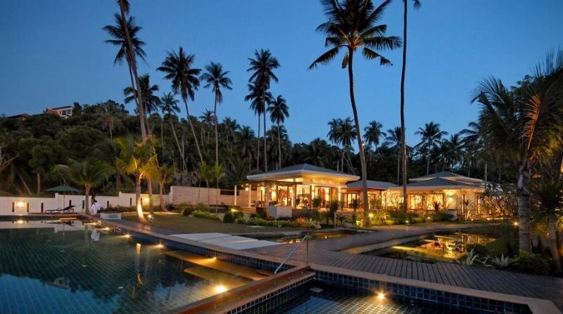 Bang Po Villa 4231 - 5 Beds - Koh Samui - Image 1 - Nathon - rentals