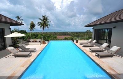 Maenam Villa 4402 - 6 Beds - Koh Samui - Image 1 - Mae Nam - rentals
