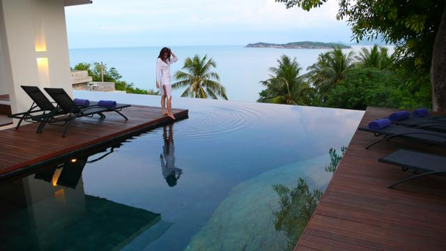 Choeng Mon Villa 4429 - 4 Beds - Koh Samui - Image 1 - Koh Samui - rentals