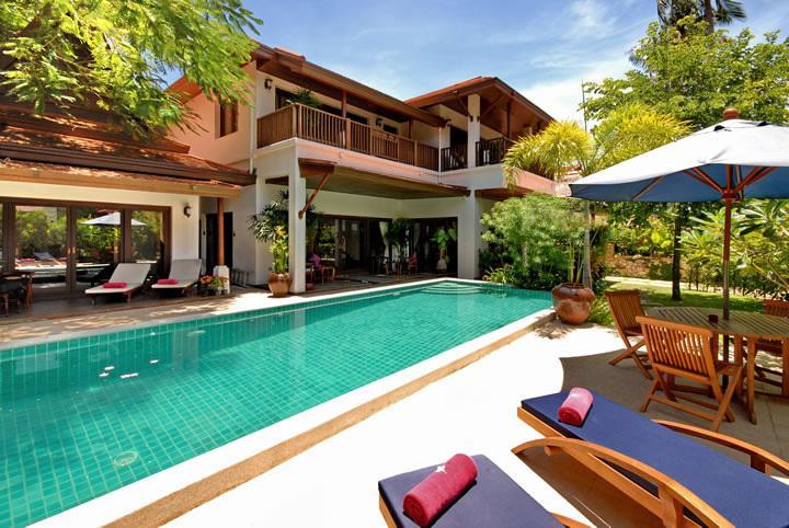 Villa #4130 - Image 1 - Lamai Beach - rentals